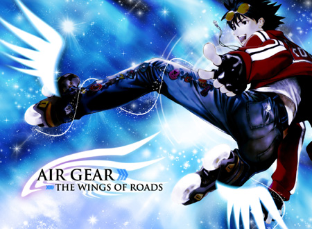 Ikki from Air Gear