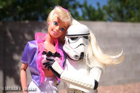 Danny & Barbie