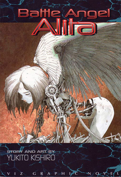 Battle Angel Alita (Gunnm, 1990)