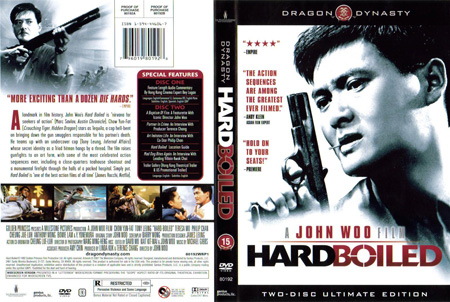 Chow Yun-Fat in Hard Boiled (God of Guns, 1992)