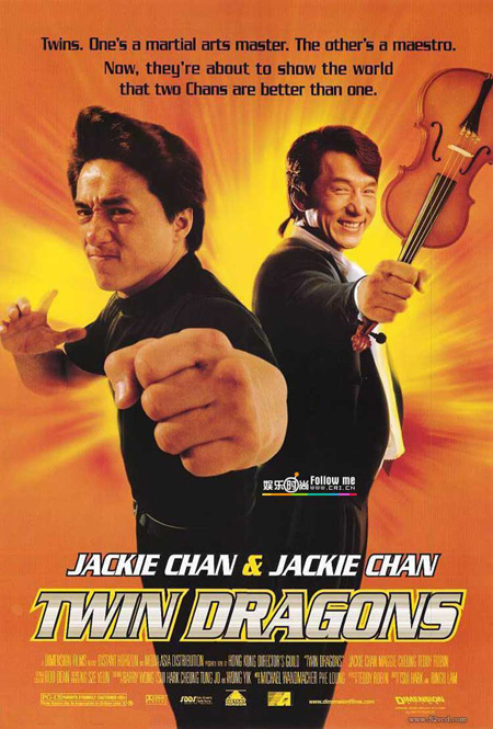 Jackie Chan | Twin Dragons (1992)