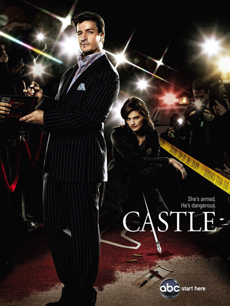 Nathan Fillion &#038; Stana Katic | Castle (2009)
