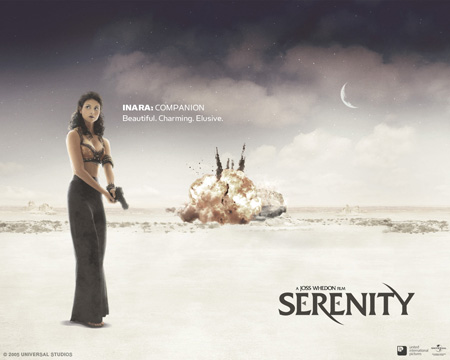 Nathan Fillion & Summer Glau | Serenity (2005)