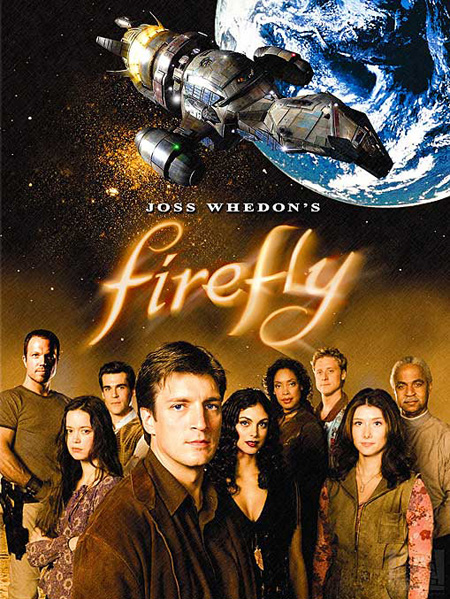 Nathan Fillion &#038; Cast | Firefly (2002)