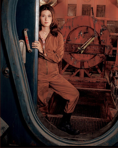 Jewel Staite as Kaywinnit Lee Frye | Firefly (2002)