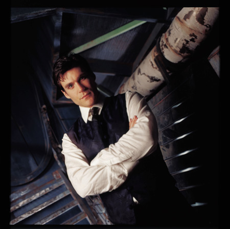 Sean Maher as Dr. Simon Tam | Firefly (2002)